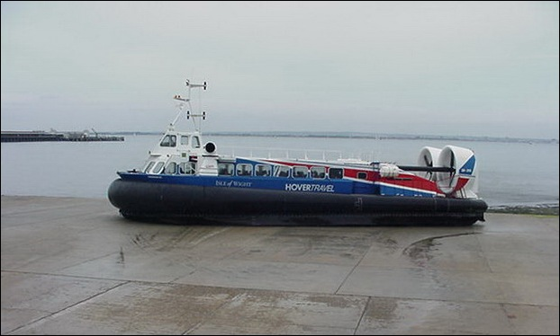 Hovercraft Civilian and Military Applications 17