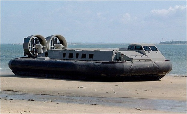 Hovercraft Civilian and Military Applications 16