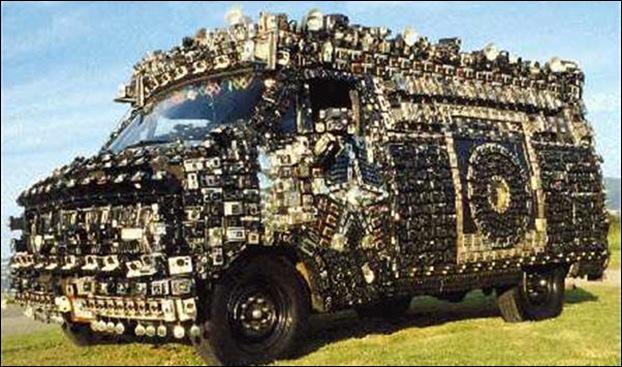 The Camera Van