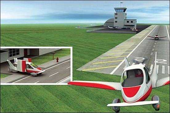MIT student's roadable aircraft