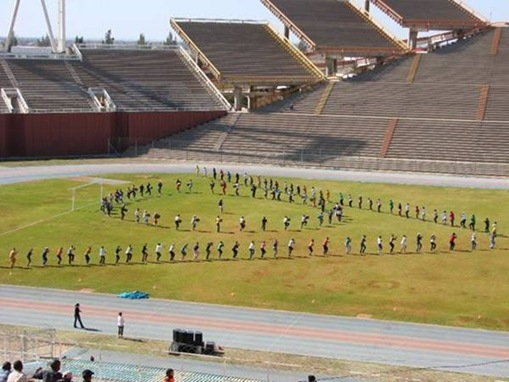 Mmabatho Stadium – South Africa