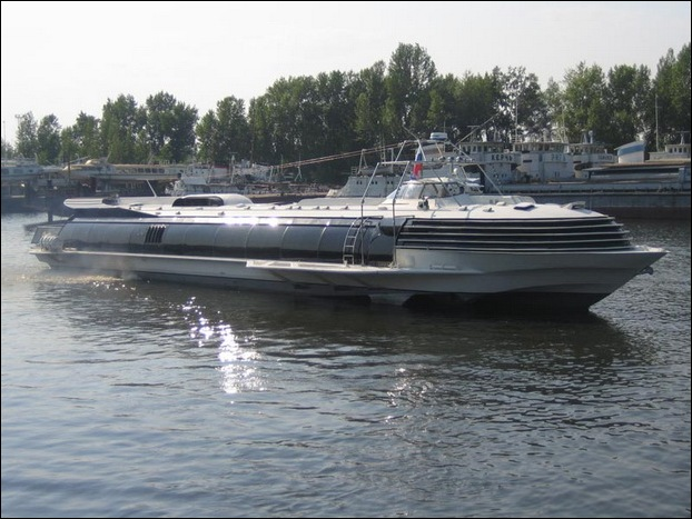 luxury yacht for the Siberian governor 02