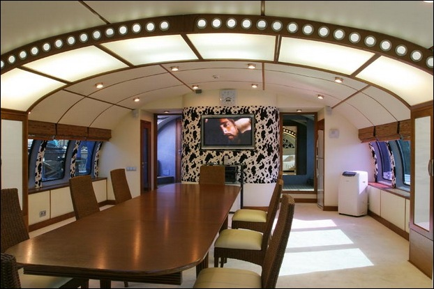 luxury yacht for the Siberian governor 08