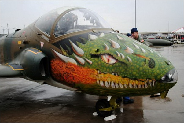 Aircraft Nose Art 01
