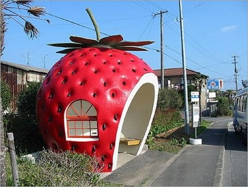 Interesting and Creative Bus Shelter Designs 05