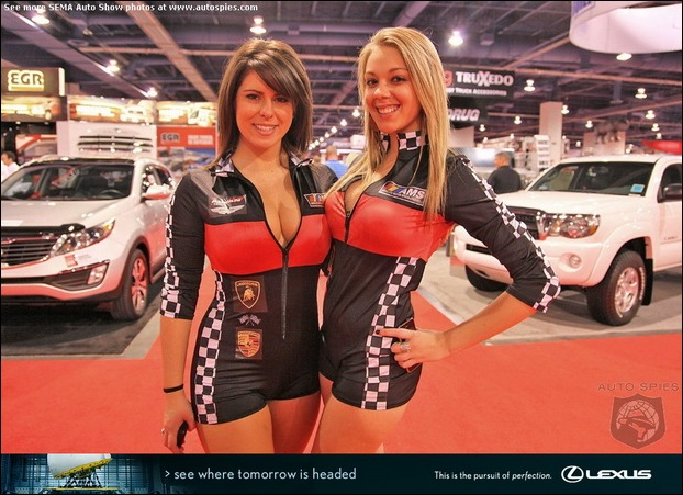 The Ladies Of SEMA22