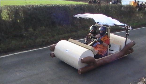 Flintstones Car03