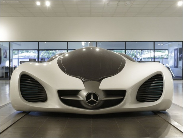 Mercedes benz biome concept megamachine for Mercedes benz biome