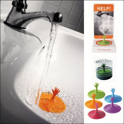 Creative Bathroom Gadgets 24