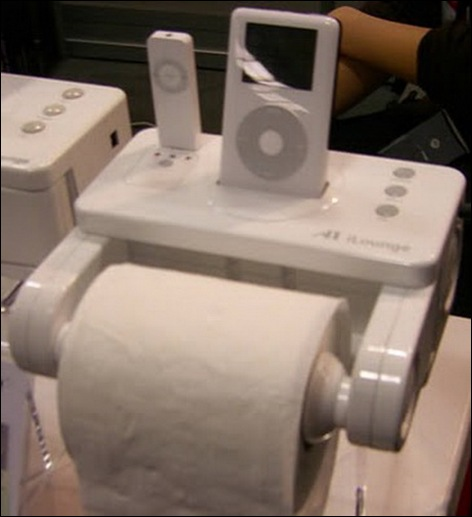 Creative Bathroom Gadgets 04