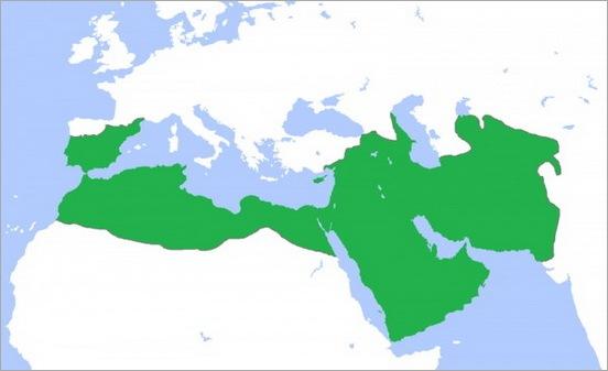 7. Umayyad Caliphate