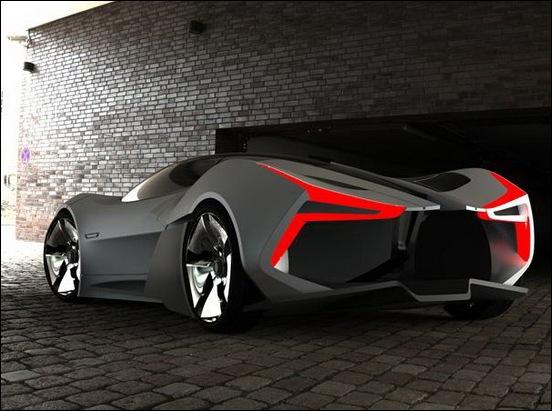 Aerius Concept Car 03