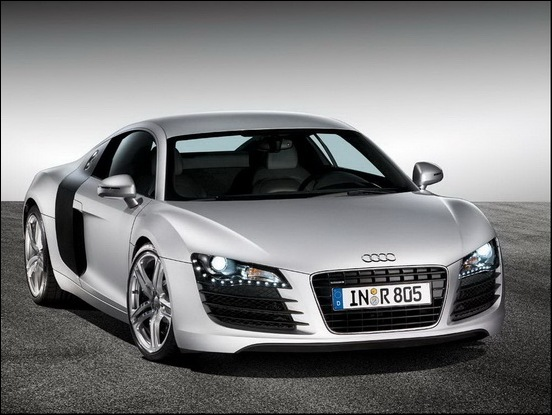 8. Audi R8