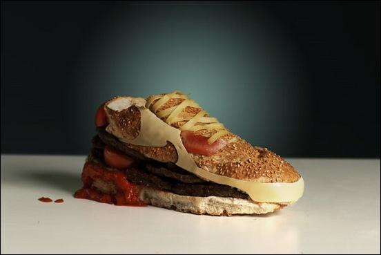 sneaker-hamburger