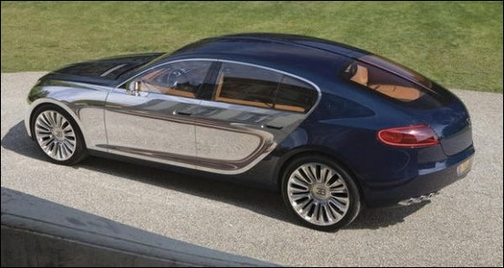 bugatti – luxury sedan 01