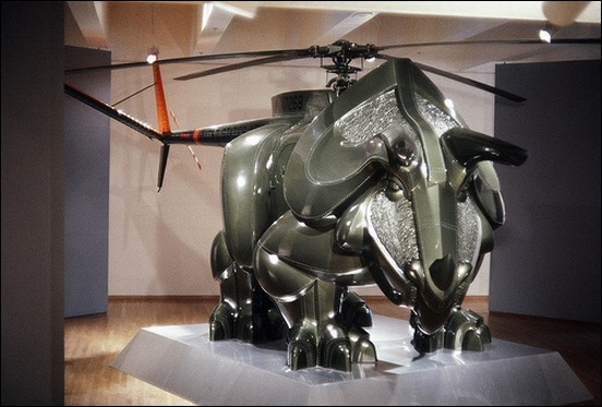 Triceracopter Concept Helicopters 05