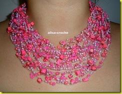 розовая возд в блог
