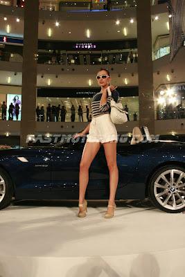 Bmw Z4 Fashion Show By Valiram Group