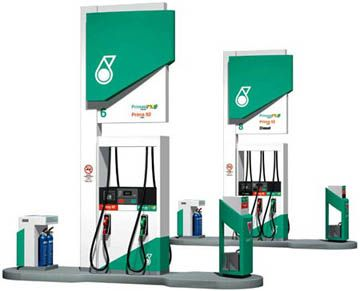 Third Petrol Station With Ron 95 In Malaysia By Petronas