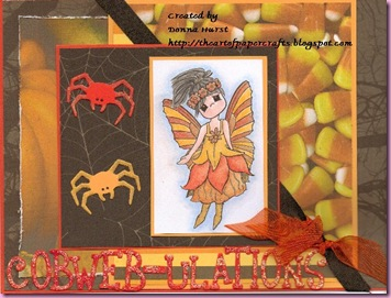 fairy belle card