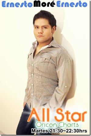 Ernesto Moré all stars