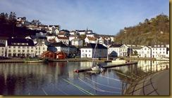Tvedestrand havn (bilde fra www.bokbyen-skagerak.no)