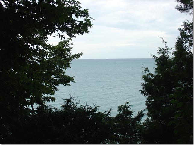 Lake Huron...