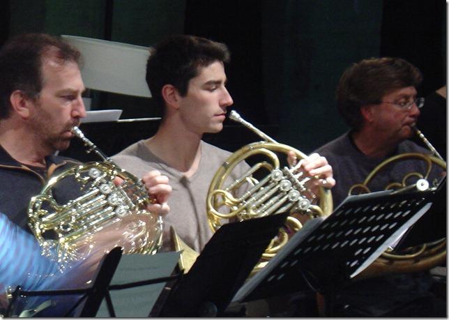 Reel Music Rehearsal