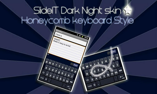 SlideIT Honeycomb Skin