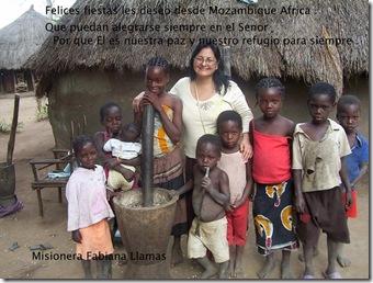 Fabiana Llamas de MOZAMBIQUE