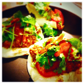 Fish Tacos by Ryan Hern - Food & Drink Plated Food ( #fishtacos #tacos )