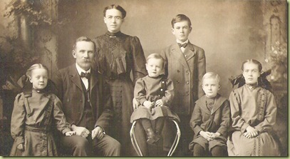 Old Regier (Grandpa's family)