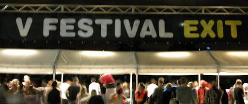 V Festival: Bye!