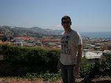 Overlooking Sanremo