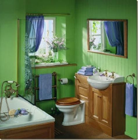 fotos de decoración de baños 33