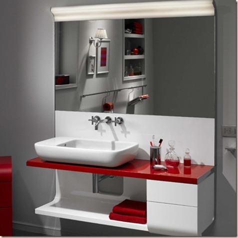 muebles de baño roca5