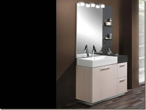 Muebles y Espejos para Baños6