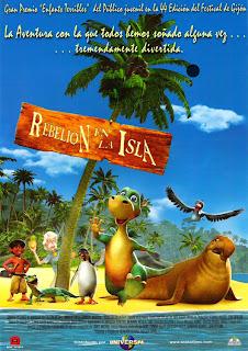 Poster de Rebelión en la isla