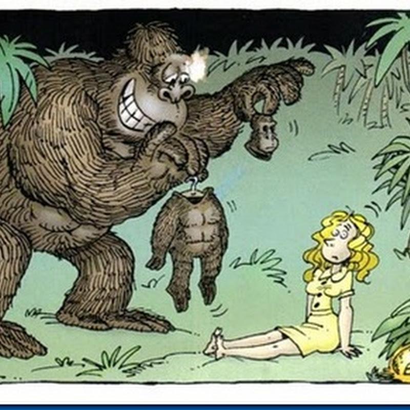 Día Mundial del Traje de Gorila
