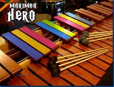 marimba hero
