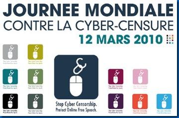 Día Mundial contra la censura en Internet