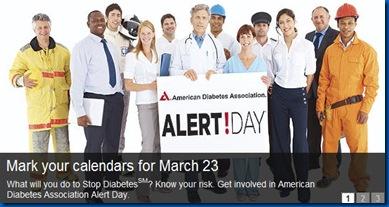 dia alerta diabetes
