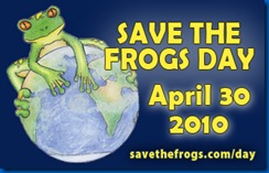Save-The-Frogs-Day-2010-icon