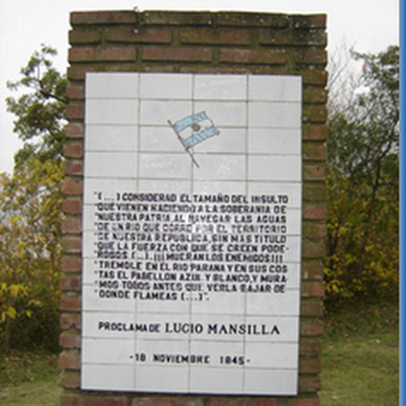 Día de la Soberanía Nacional (en Argentina)