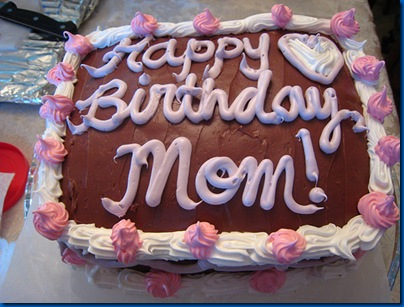 cumpleaños madre