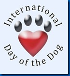 international day dog