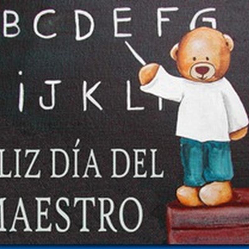 Día del Maestro (en El Salvador)