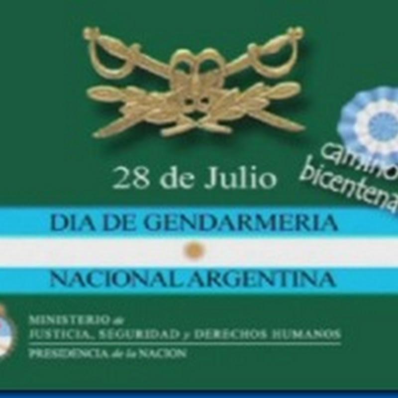 Día de la Gendarmería Nacional (en Argentina)