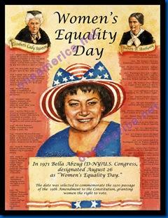 women equiality