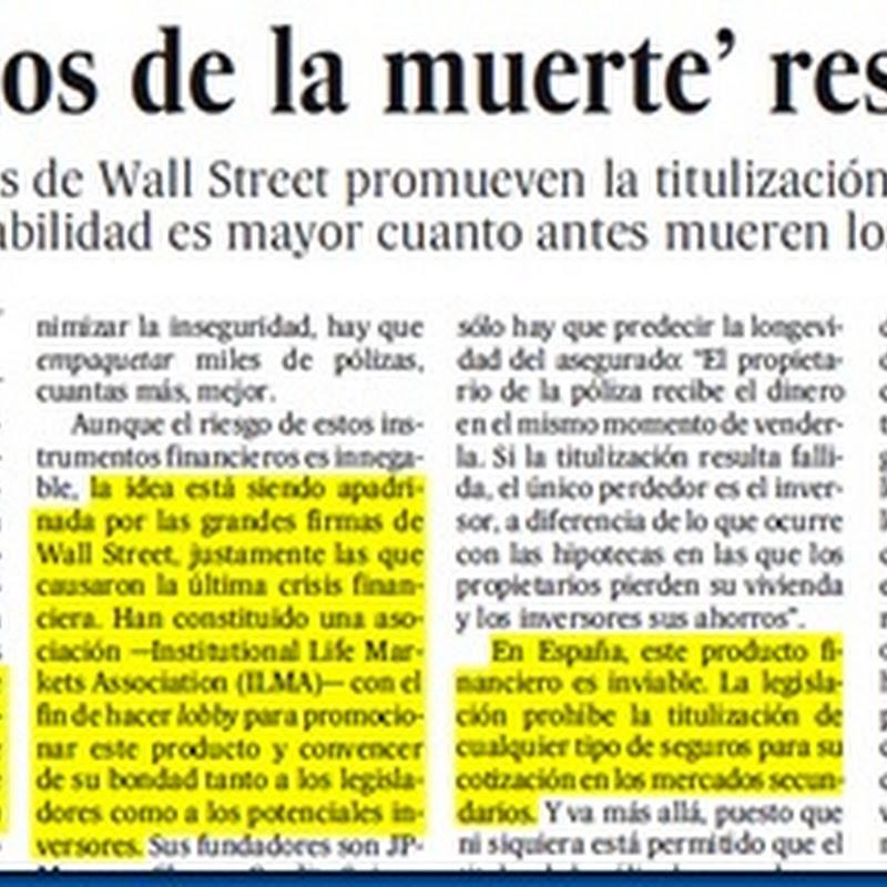 Seguros Subprime (II)